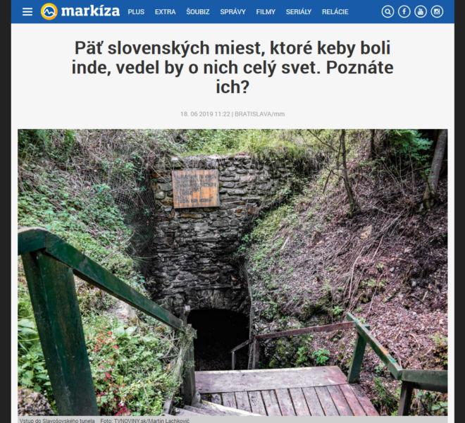 Päť slovenských miest, ktoré keby boli inde, vedel by o nich celý svet Poznáte ich